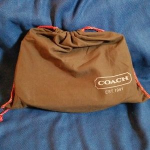 Coach and Four Bags - COACH PURSE
